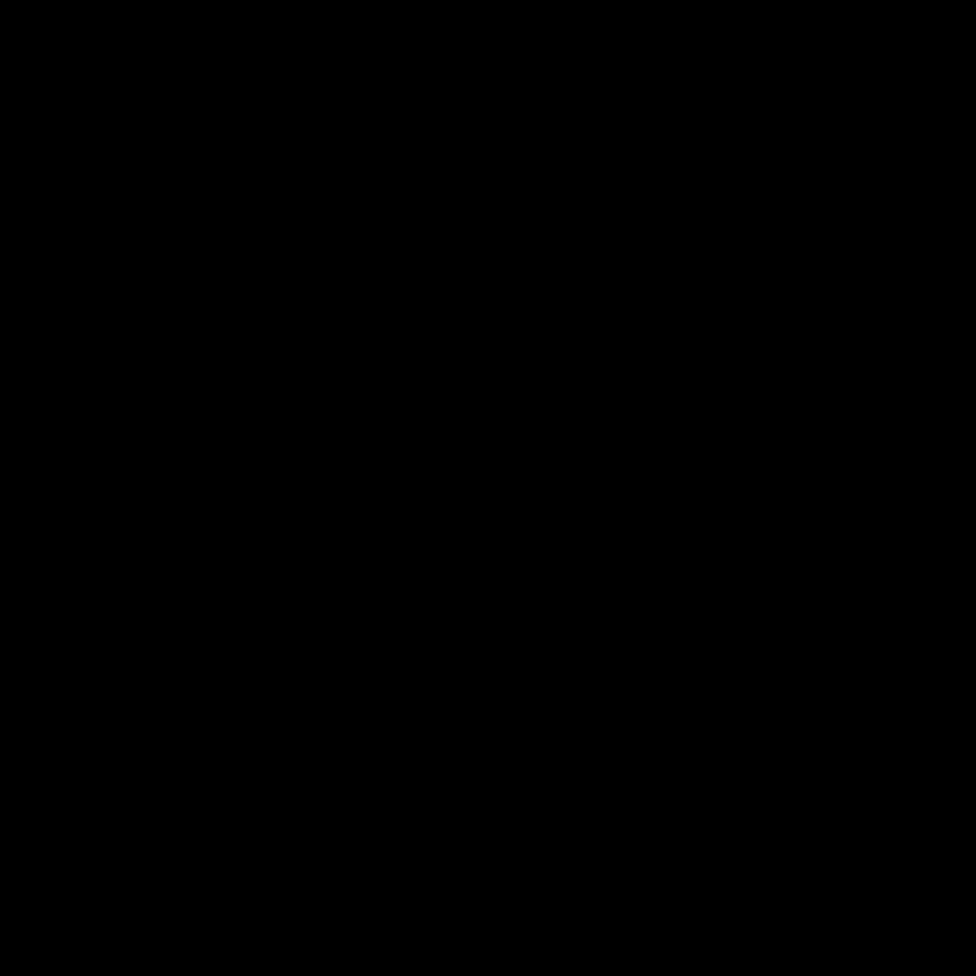 CBS logo black